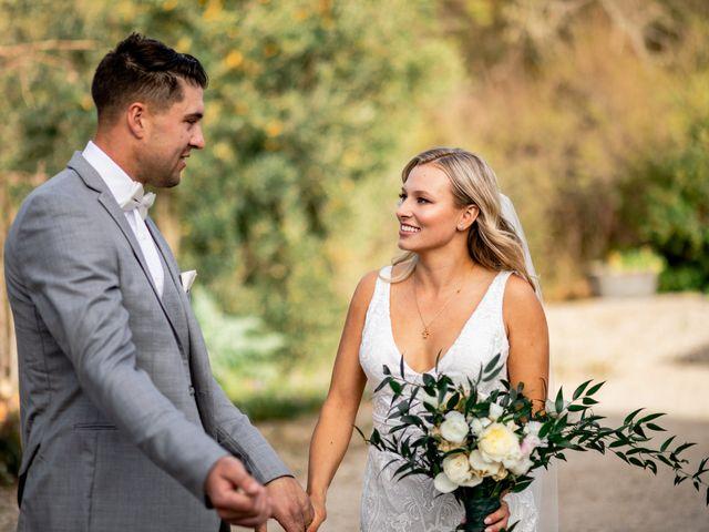 Kelly and Kina's Wedding in Nipomo, California 24
