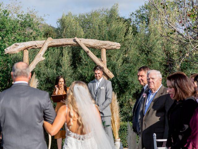 Kelly and Kina's Wedding in Nipomo, California 25