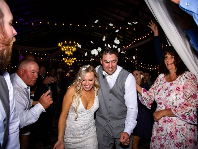 Kelly and Kina's Wedding in Nipomo, California 32