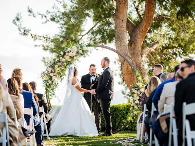 Brad and Aly's Wedding in Temecula, California 1