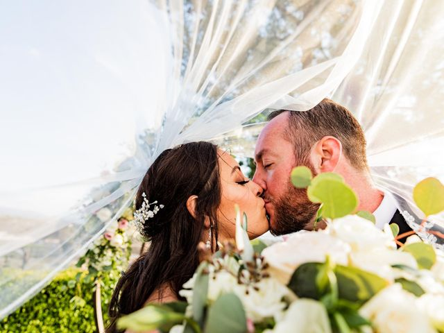 Brad and Aly's Wedding in Temecula, California 6