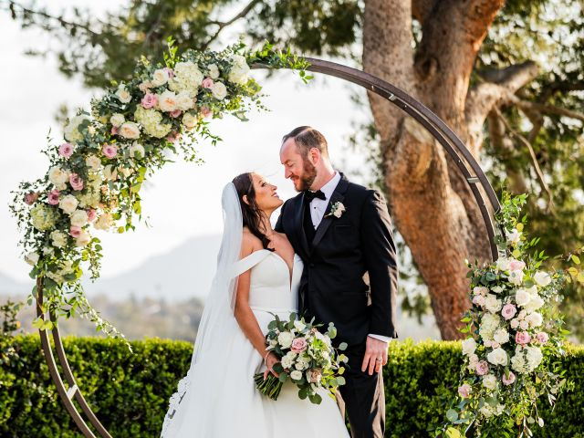 Brad and Aly's Wedding in Temecula, California 7