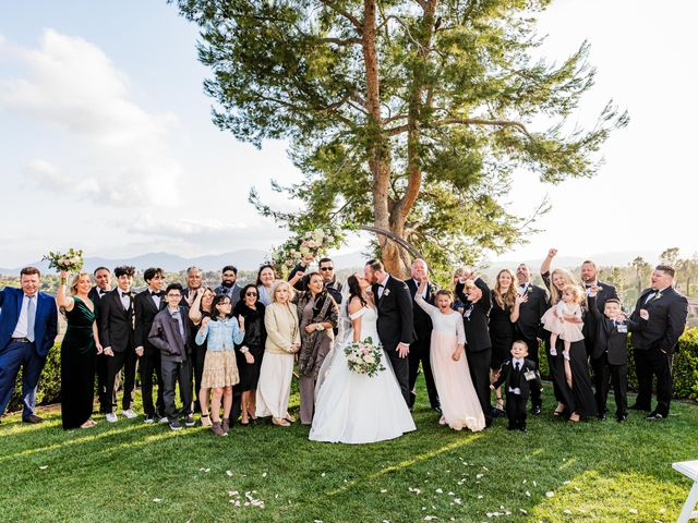 Brad and Aly's Wedding in Temecula, California 8