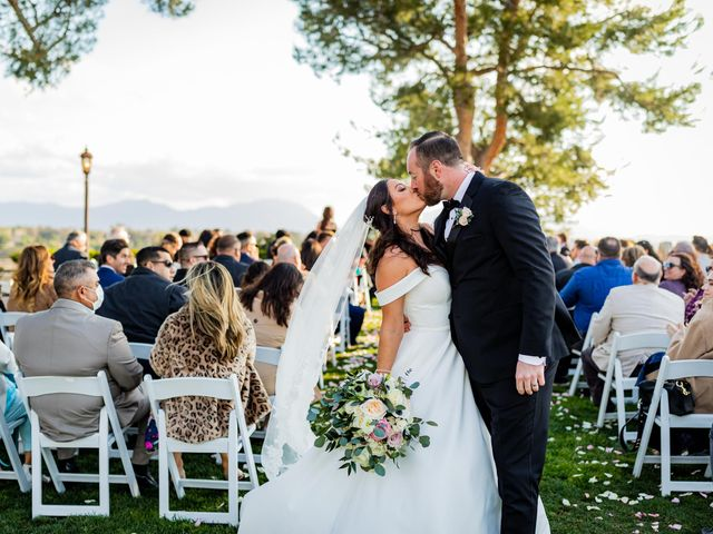 Brad and Aly's Wedding in Temecula, California 9
