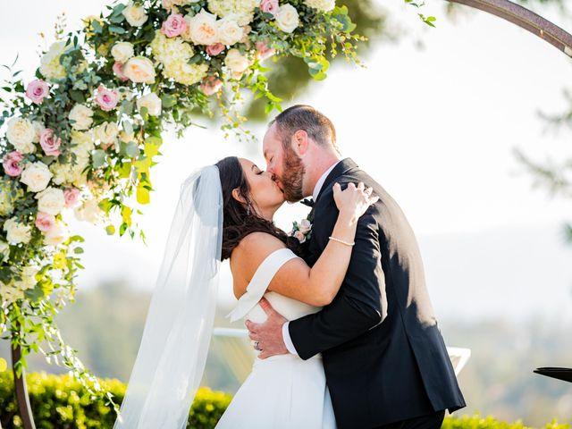 Brad and Aly's Wedding in Temecula, California 10