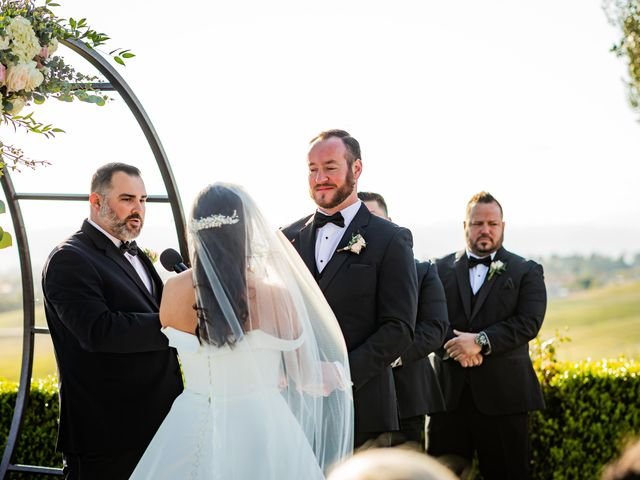 Brad and Aly's Wedding in Temecula, California 11
