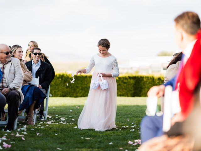 Brad and Aly's Wedding in Temecula, California 13