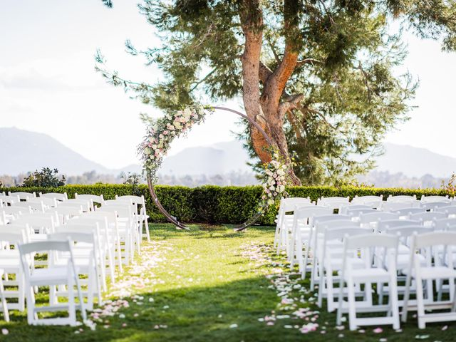 Brad and Aly's Wedding in Temecula, California 14