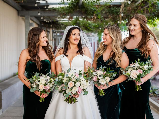 Brad and Aly's Wedding in Temecula, California 17