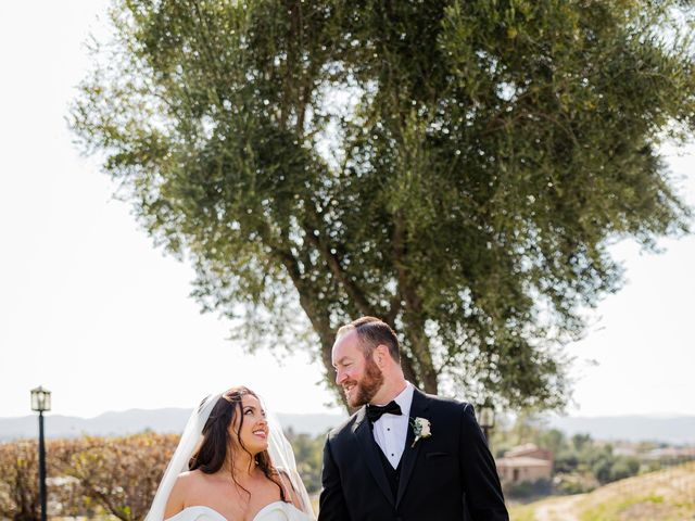 Brad and Aly's Wedding in Temecula, California 21