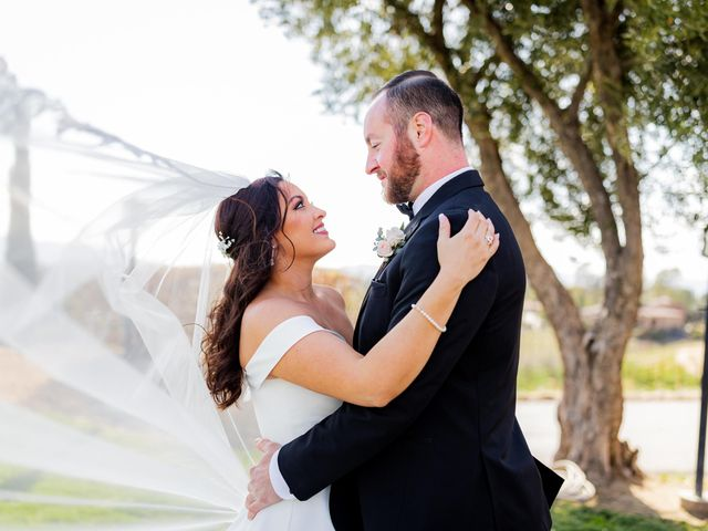 Brad and Aly's Wedding in Temecula, California 22