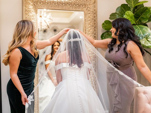 Brad and Aly's Wedding in Temecula, California 23