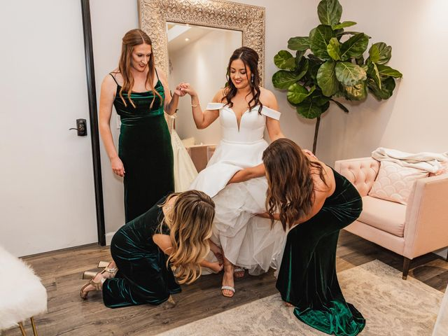 Brad and Aly's Wedding in Temecula, California 25