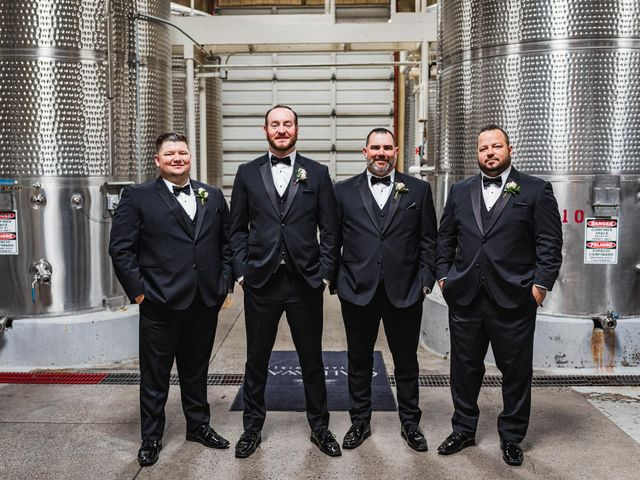 Brad and Aly's Wedding in Temecula, California 28
