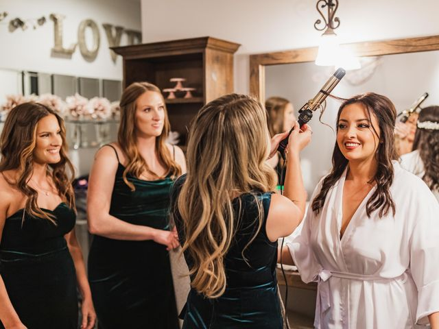 Brad and Aly's Wedding in Temecula, California 30