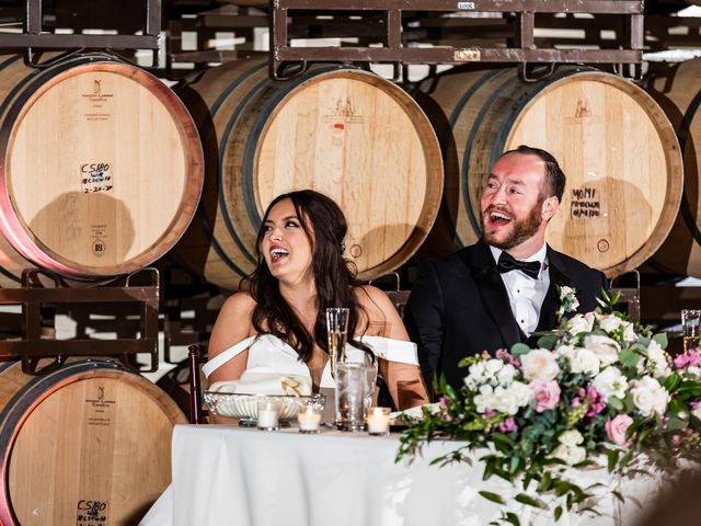 Brad and Aly's Wedding in Temecula, California 40