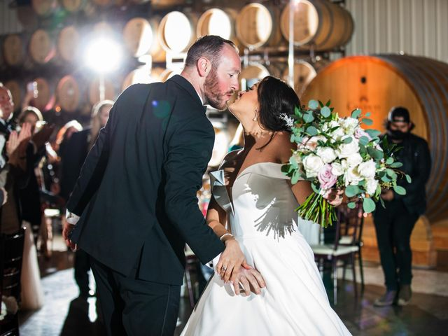 Brad and Aly's Wedding in Temecula, California 41
