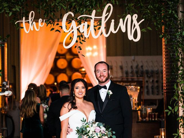 Brad and Aly's Wedding in Temecula, California 42