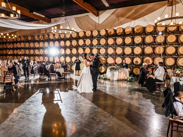Brad and Aly's Wedding in Temecula, California 43