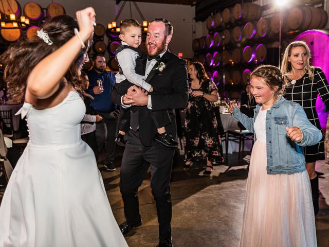 Brad and Aly's Wedding in Temecula, California 44