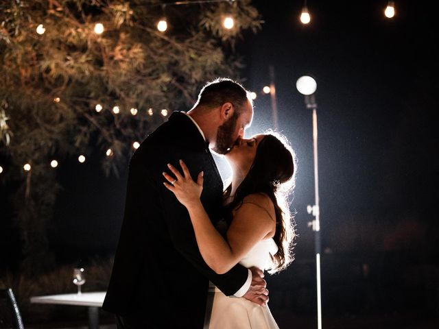 Brad and Aly's Wedding in Temecula, California 45