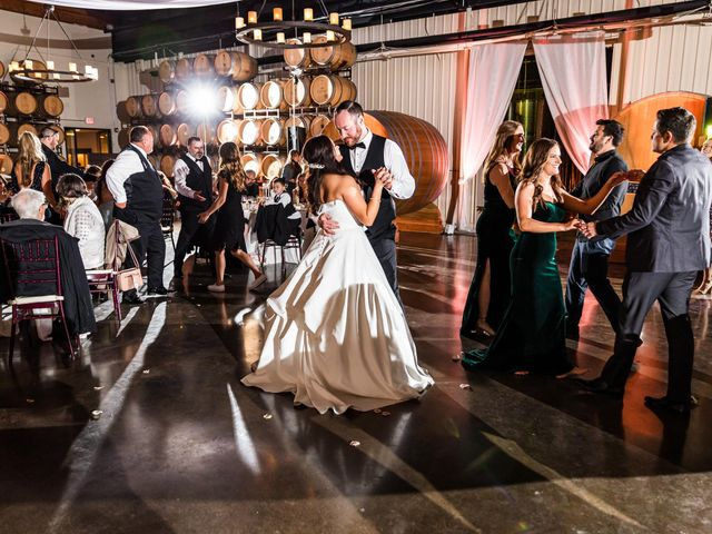 Brad and Aly's Wedding in Temecula, California 46