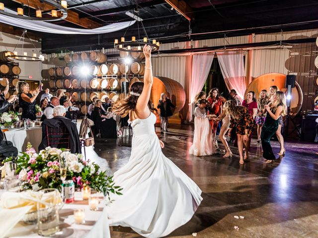 Brad and Aly's Wedding in Temecula, California 48