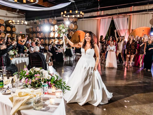 Brad and Aly's Wedding in Temecula, California 49