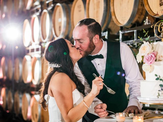 Brad and Aly's Wedding in Temecula, California 50