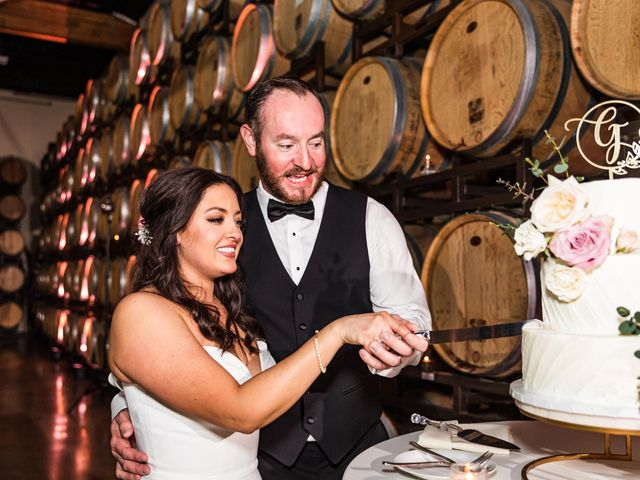 Brad and Aly's Wedding in Temecula, California 51