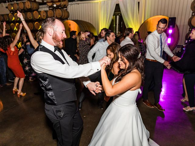 Brad and Aly's Wedding in Temecula, California 54
