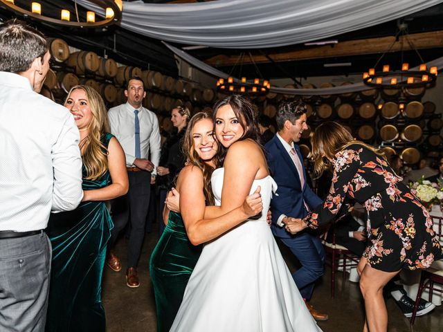 Brad and Aly's Wedding in Temecula, California 56