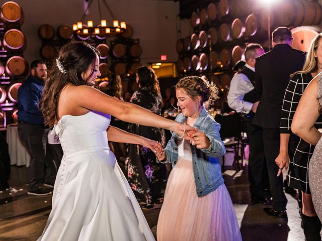 Brad and Aly's Wedding in Temecula, California 57