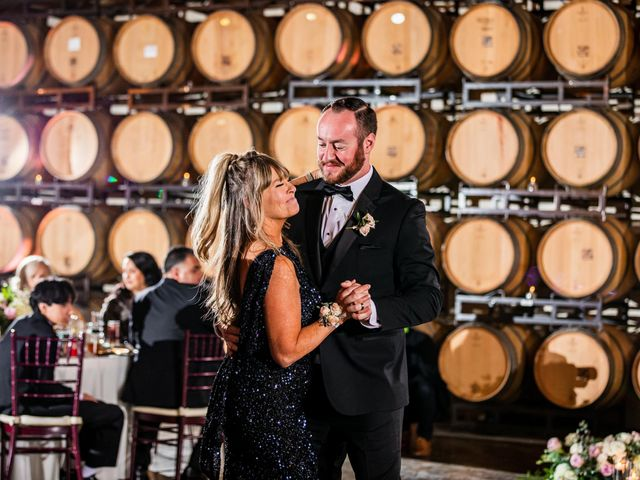 Brad and Aly's Wedding in Temecula, California 58