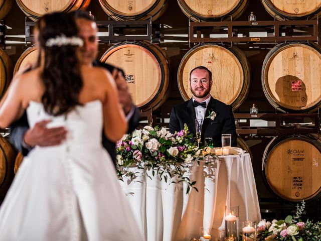 Brad and Aly's Wedding in Temecula, California 59