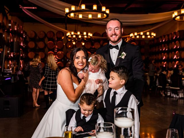 Brad and Aly's Wedding in Temecula, California 60