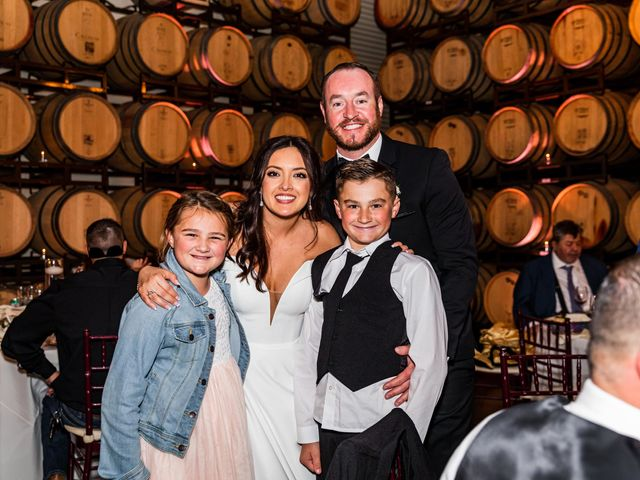 Brad and Aly's Wedding in Temecula, California 61