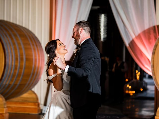 Brad and Aly's Wedding in Temecula, California 62
