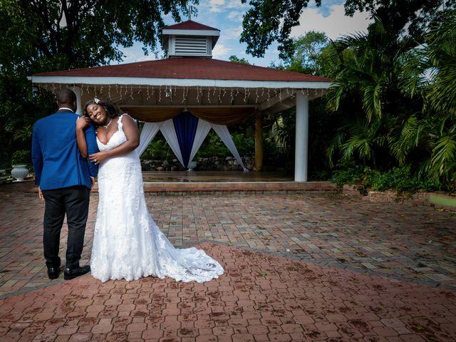 The wedding of Ricardo and Tainya