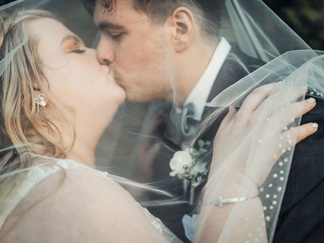 Elizabeth and Jake's Wedding in Grand Rapids, Ohio 7