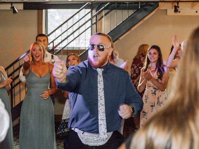 Elizabeth and Jake's Wedding in Grand Rapids, Ohio 11