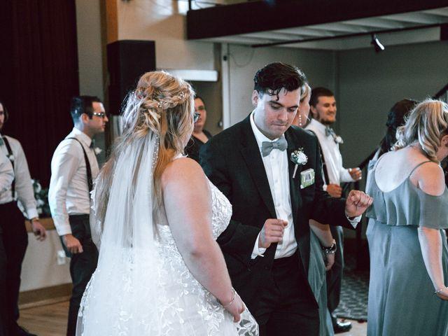 Elizabeth and Jake's Wedding in Grand Rapids, Ohio 12
