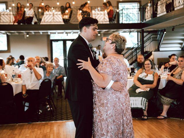 Elizabeth and Jake's Wedding in Grand Rapids, Ohio 13