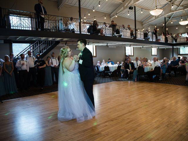 Elizabeth and Jake's Wedding in Grand Rapids, Ohio 15