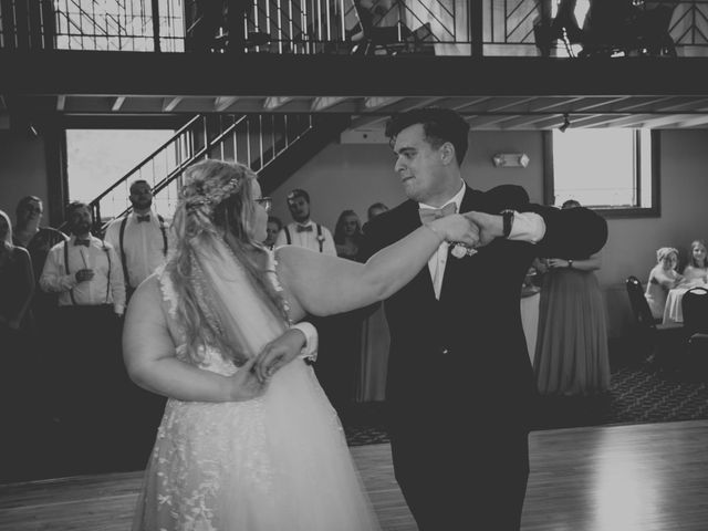 Elizabeth and Jake's Wedding in Grand Rapids, Ohio 16