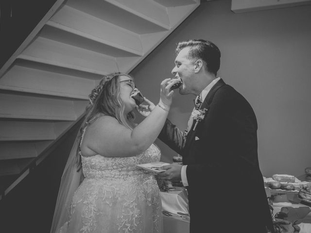 Elizabeth and Jake's Wedding in Grand Rapids, Ohio 17