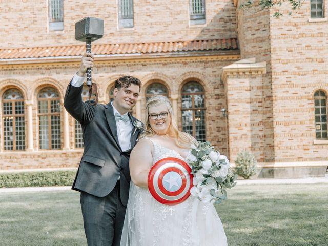 Elizabeth and Jake's Wedding in Grand Rapids, Ohio 22