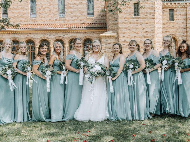 Elizabeth and Jake's Wedding in Grand Rapids, Ohio 32