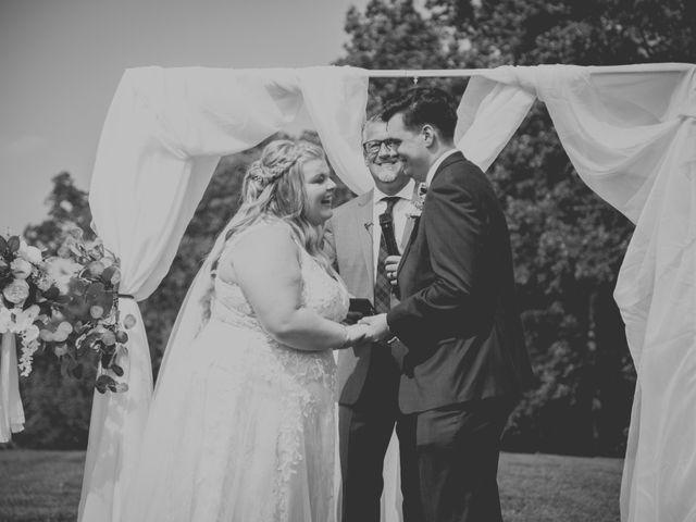 Elizabeth and Jake's Wedding in Grand Rapids, Ohio 38
