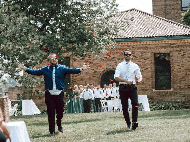 Elizabeth and Jake's Wedding in Grand Rapids, Ohio 44